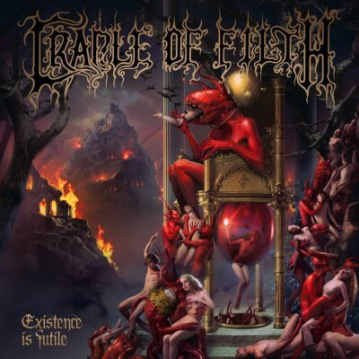 Cradle of Filth Top Thirty Album Chart