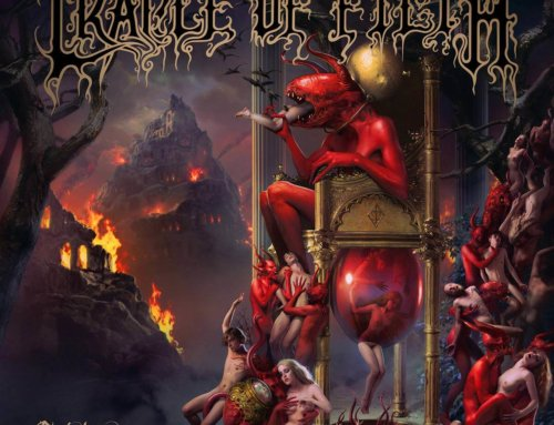 Cradle of Filth – Existence Is Futile (Nuclear Blast)