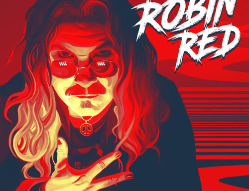 Robin Red – Robin Red (Frontiers Music)