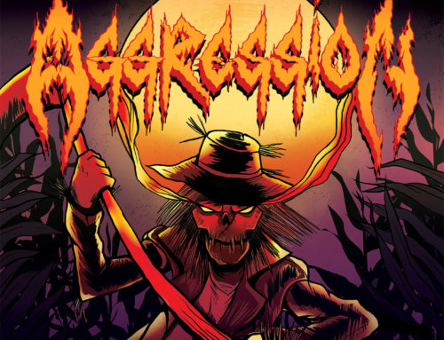 Aggression – Field of Nightmares (Xtreem Music EP)