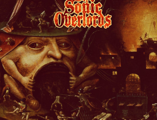 The Sonic Overlords – Last Days of Babylon (M-Theory Audio)