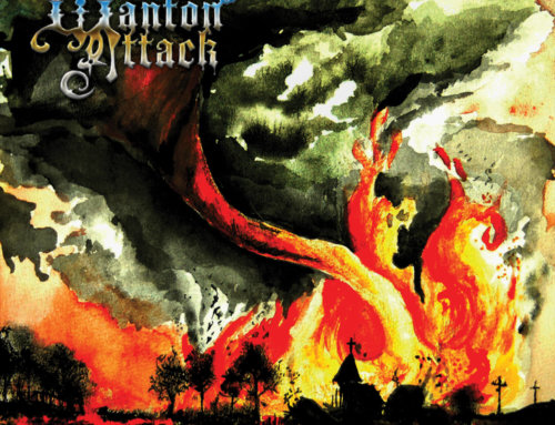 Wanton Attack – Wanton Attack (No Remorse Records)