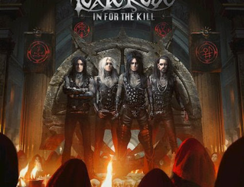 ToxicRose – In For The Kill (Crusader Records)