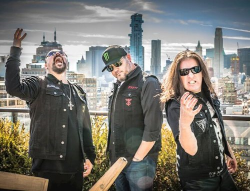 The Three Tremors: New Album Imminent, Touring On The Way…