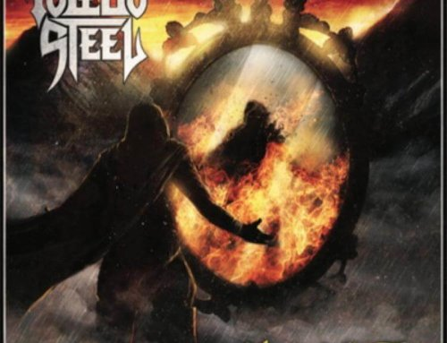 Toledo Steel – Heading For The Fire (Dissonance Productions)