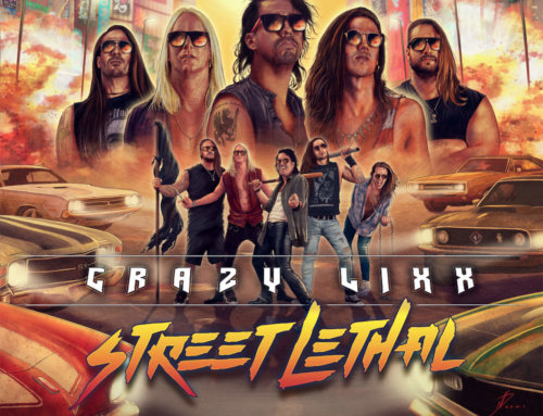 Crazy Lixx – Street Lethal (Frontiers Music)