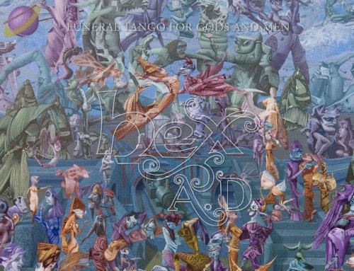 Hex A.D. – Funeral Tango For Gods And Men (Fresh Tea)
