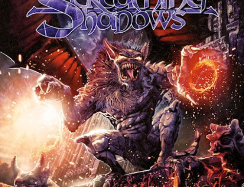 Screaming Shadows – Legacy of Stone (From The Vaults)